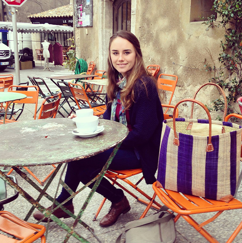 Your Vacation Photographer in Provence: Meet Ashley