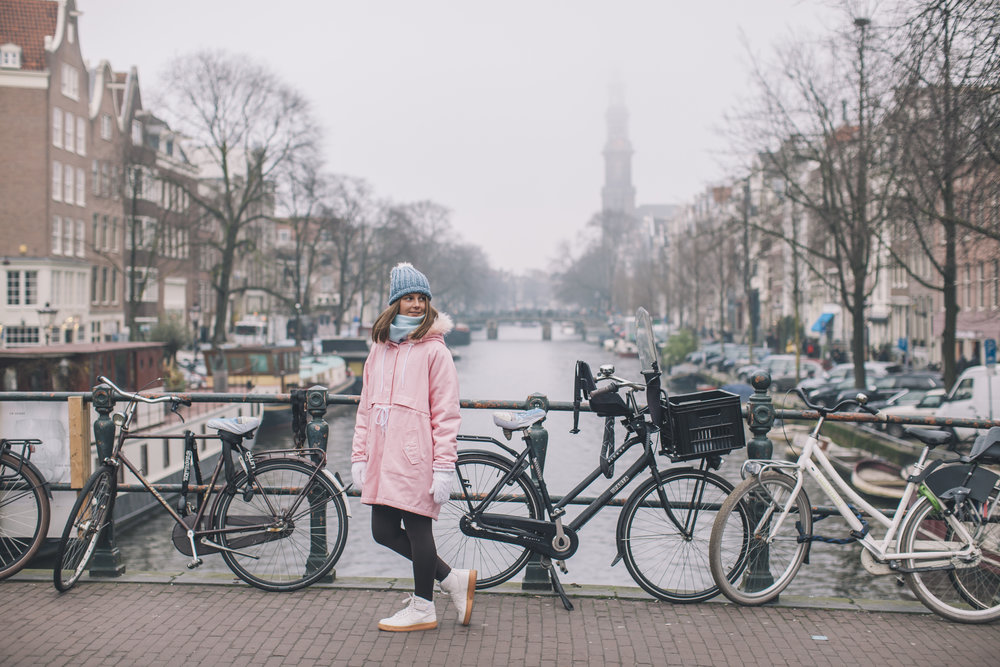 FLYTOGRAPHER Vacation Photographer in Amsterdam - Tania