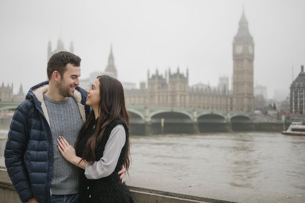 london proposal photographer flytographer
