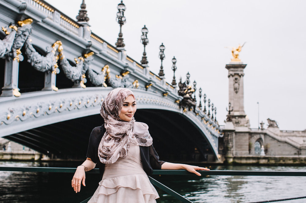 FLYTOGRAPHER Vacation Photographer in Paris - Olga