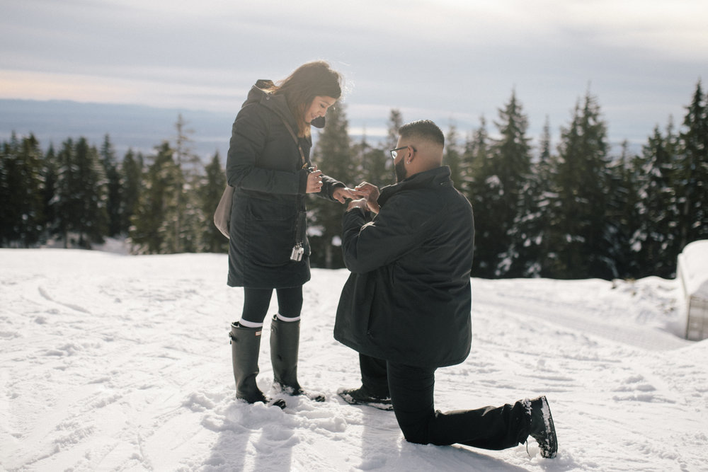 vancouver proposal photographer