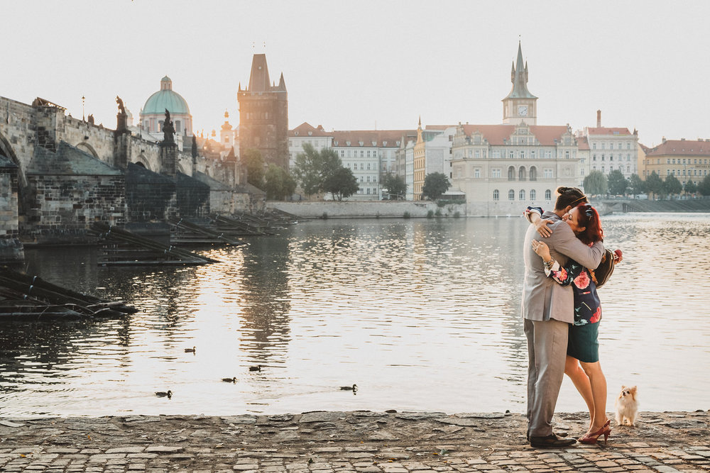 Flytographer: Sarah in Prague