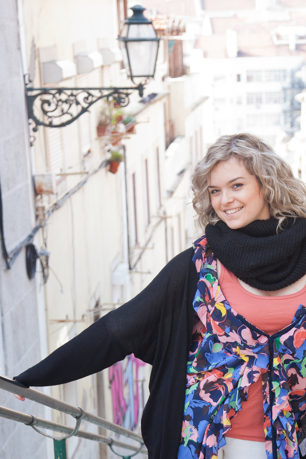 FLYTOGRAPHER Vacation Photographer in Lisbon - Maria