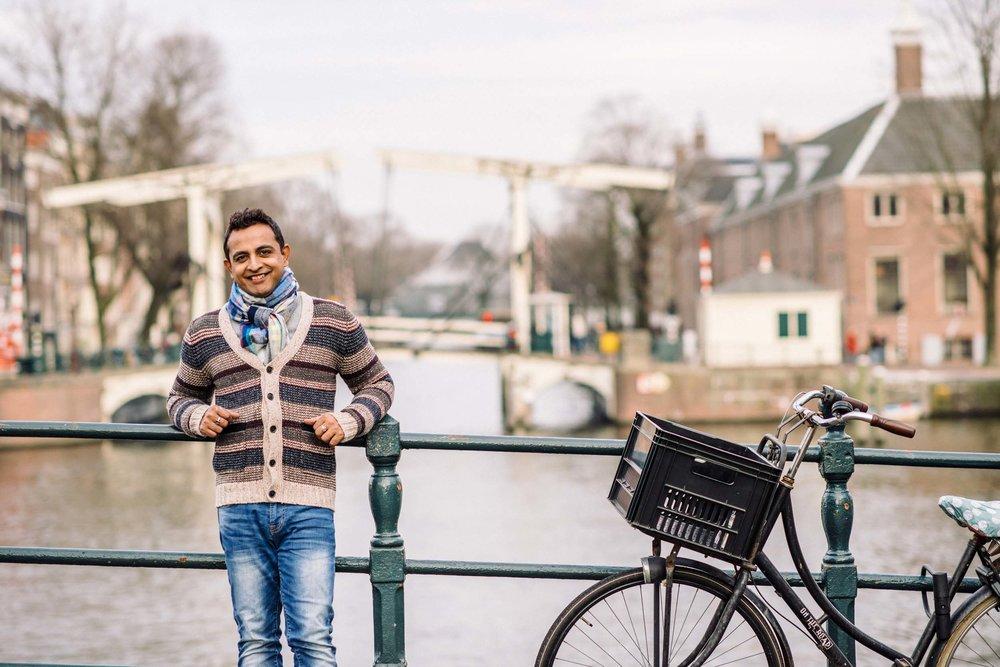 Flytographer: Louise in Amsterdam