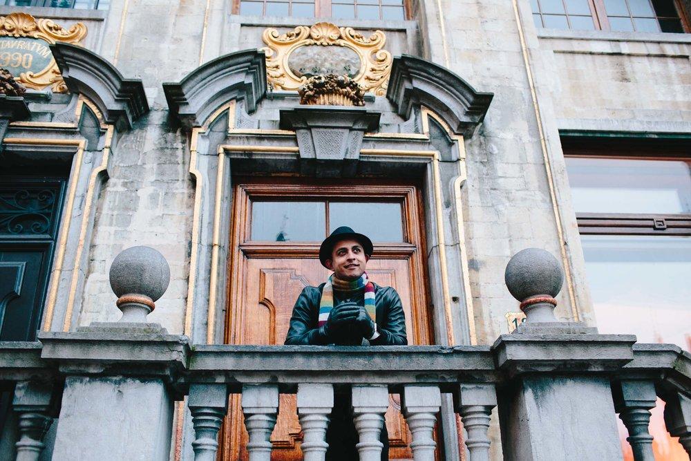 Flytographer: Elke in Brussels