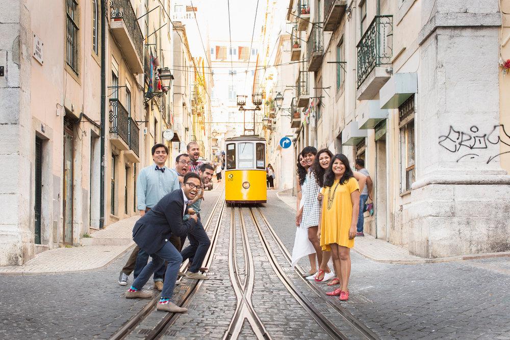 Flytographer Vacation Photographer in Lisbon - Ana Lucia