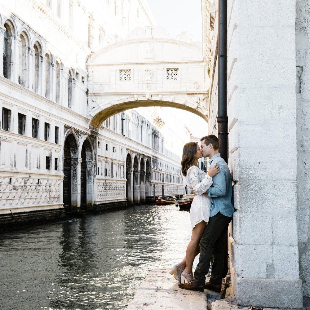 Flytographer Vito in Venice