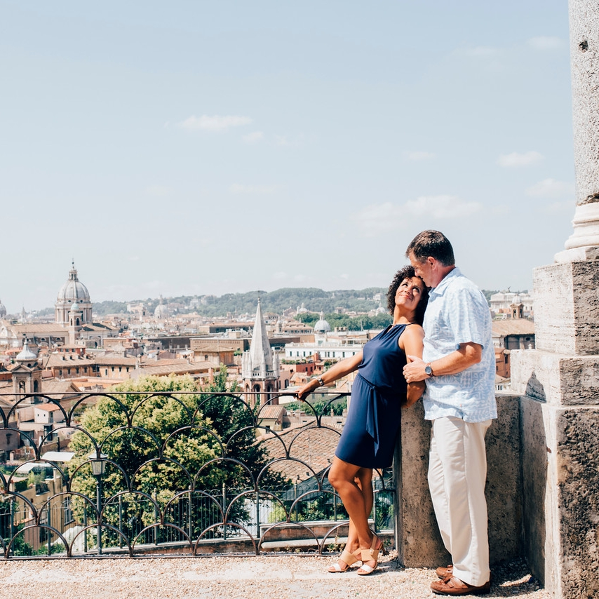 Roman Vacations: Flytographer Vacation Photographer