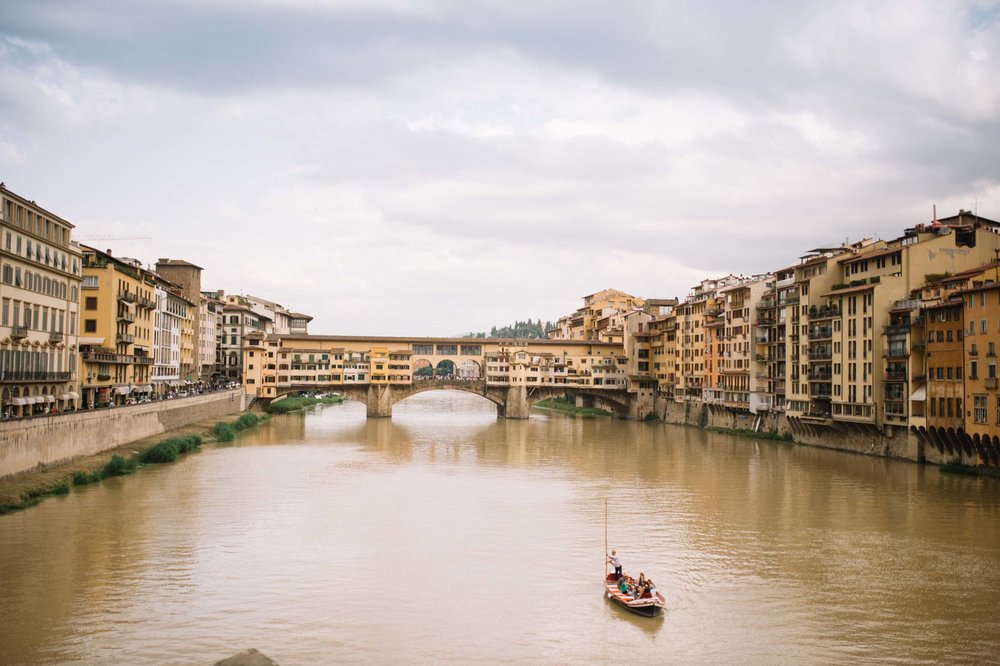 Flytographer: Alice in Florence