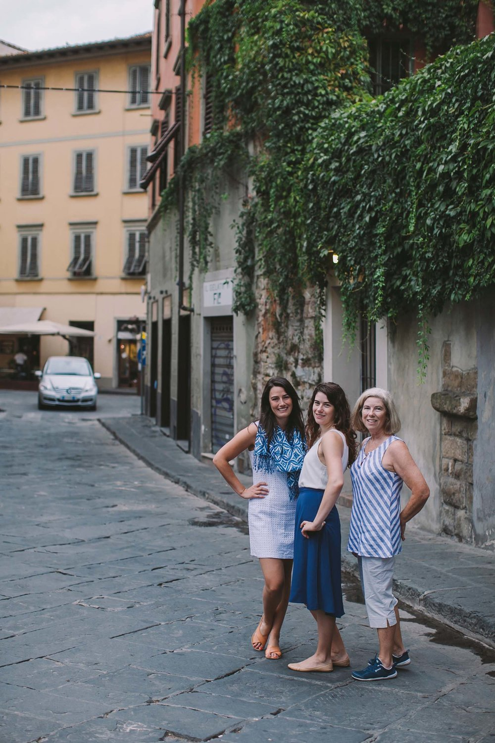 Flytographer: Tania in Florence