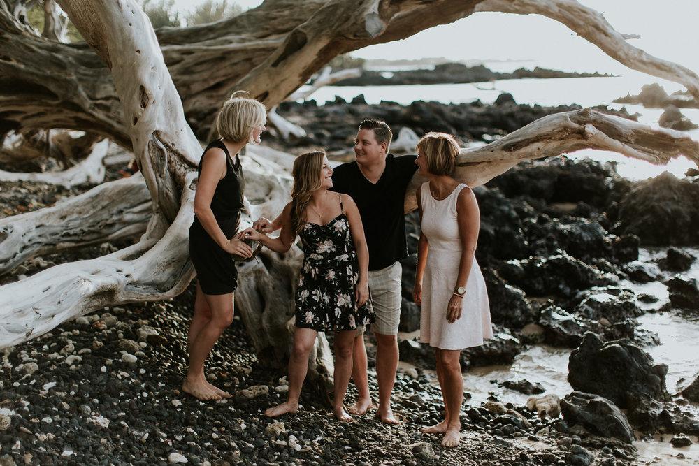 FLYTOGRAPHER Vacation Photographer in Kona: Cece & Caleb