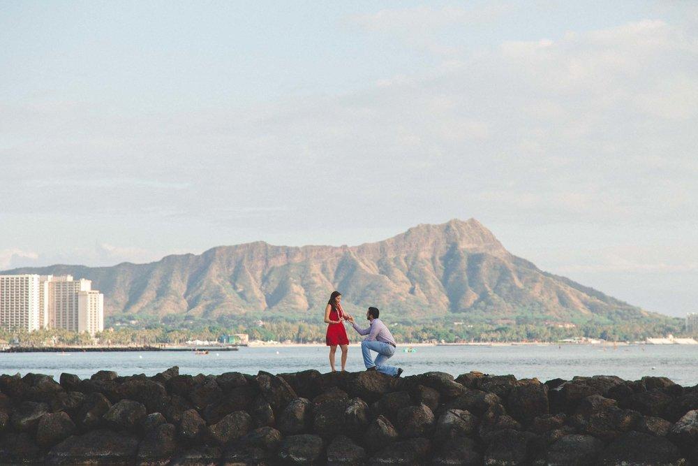 Flytographer: Pono in Honolulu