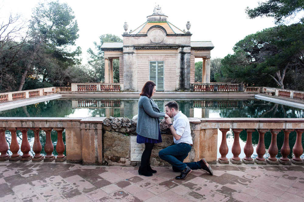 Barcelona Proposal Photographer