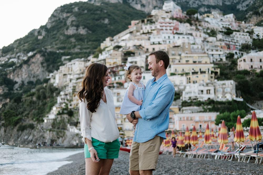 Flytographers Mary and Maurizio in Amalfi Coast