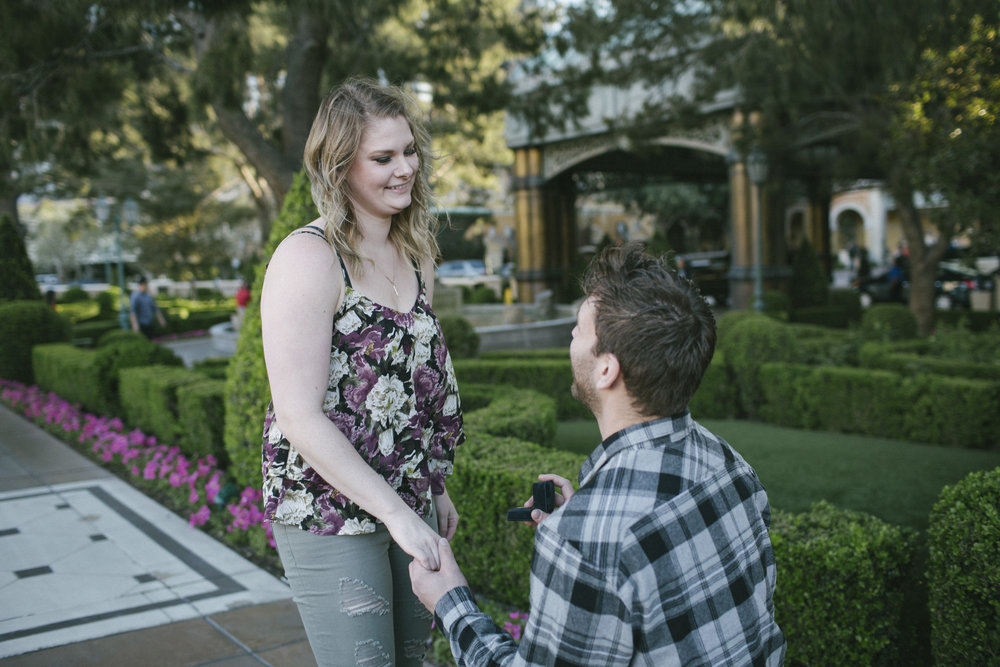 las vegas proposal photographer