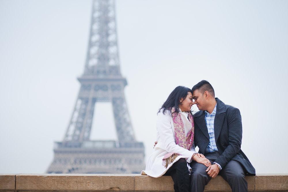 FLYTOGRAPHER Vacation Photographer in Paris - Maria