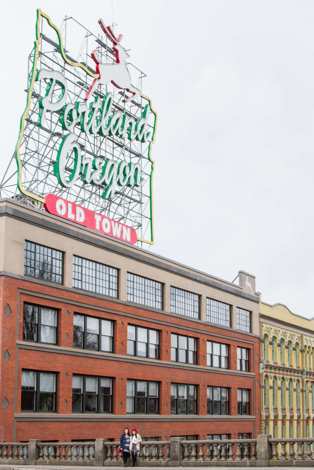 Flytographer: Whitney in Portland