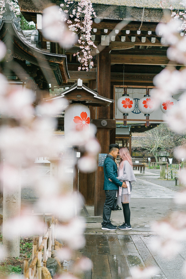 Flytographer: Coo in Kyoto