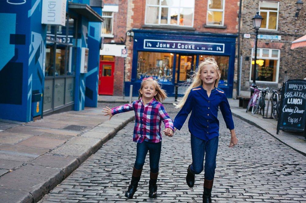 Flytographer: Vanessa in Dublin