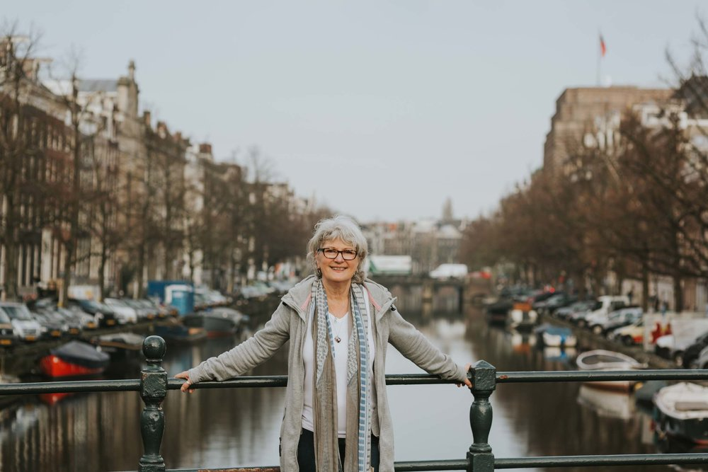 Flytographer: Silvia in Amsterdam