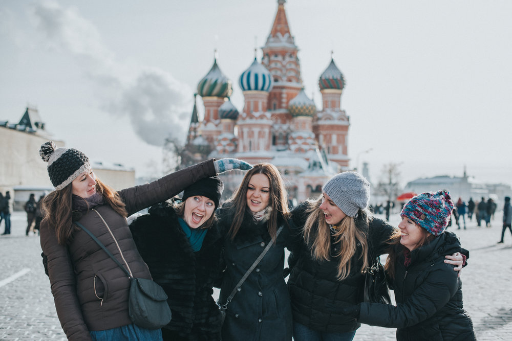 Moscow Vacation Photographer - Deborah
