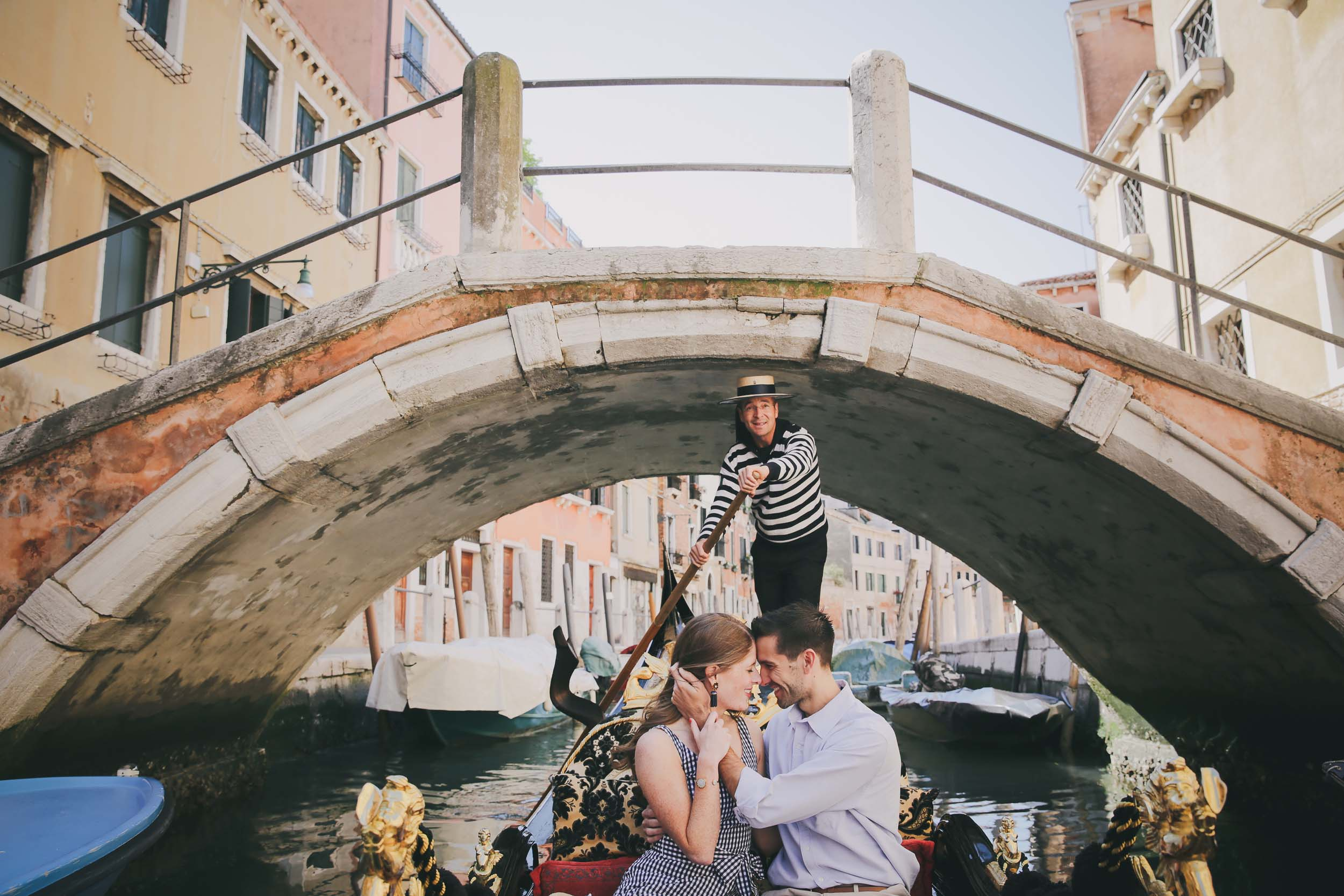 Flytographer:  Marta in Venice