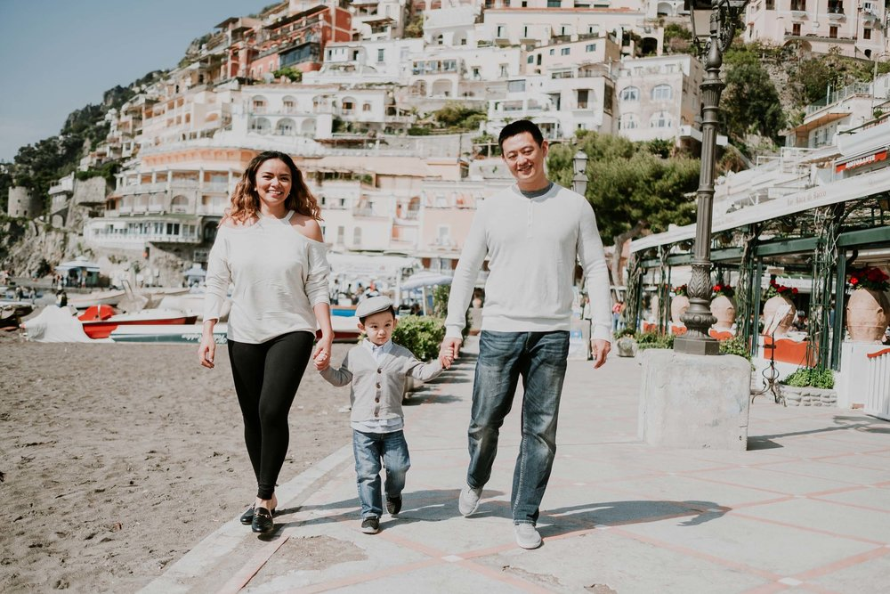 Click to see more of this adorable family to the Amalfi Coast on the Flytographer blog! | Travel + Vacation Photographer | Family Vacations | Engagement Proposals | Honeymoons | Anniversary Gifts | Bachelorette Ideas | Solo Traveller Tips |  Flytographer captures your travel memories - everything from surprise proposals, honeymoons, family vacations, and more. So often you are missing out of your own photos! Flytographer solves that problem for you. Our photographers also act as informal tour guides and provide fun local tips to our customers, showing them an area of a city they may not have explored without Flytographer. Book your photographer at 1.888.211.7178 or visit our website at www.flytographer.com/book