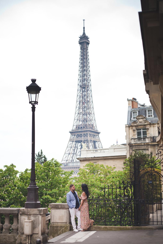 Flytographer: Maria in Paris