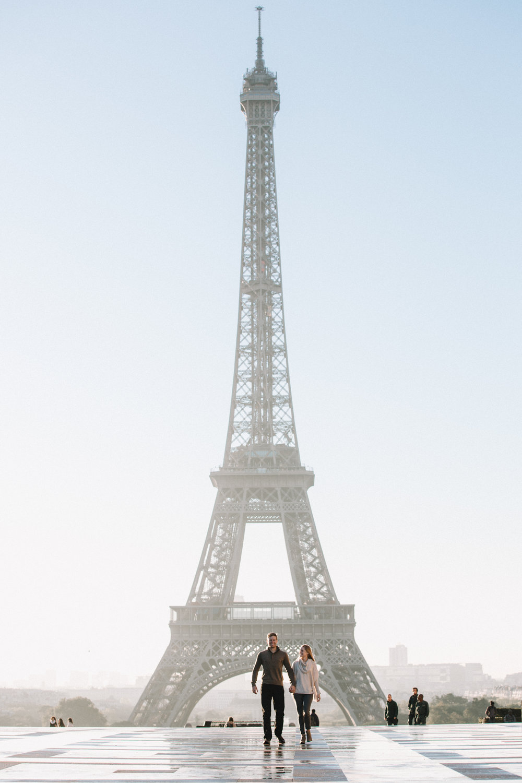 Flytographer:Olga in Paris