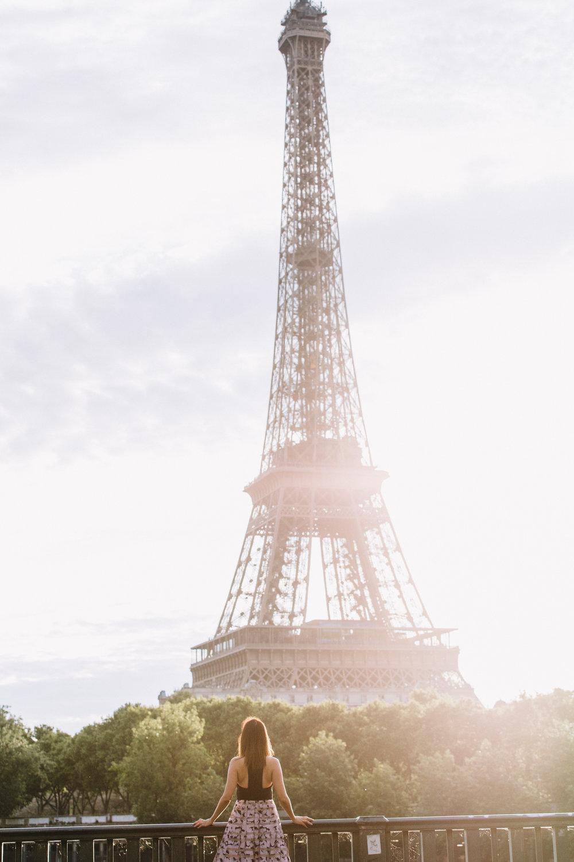 Flytographer: Olga in Paris