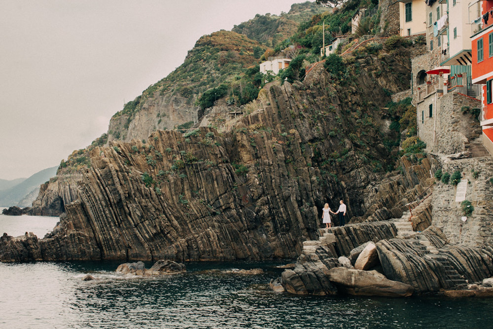 FLYTOGRAPHER Vacation Photographer in Cinque Terre - Sonya