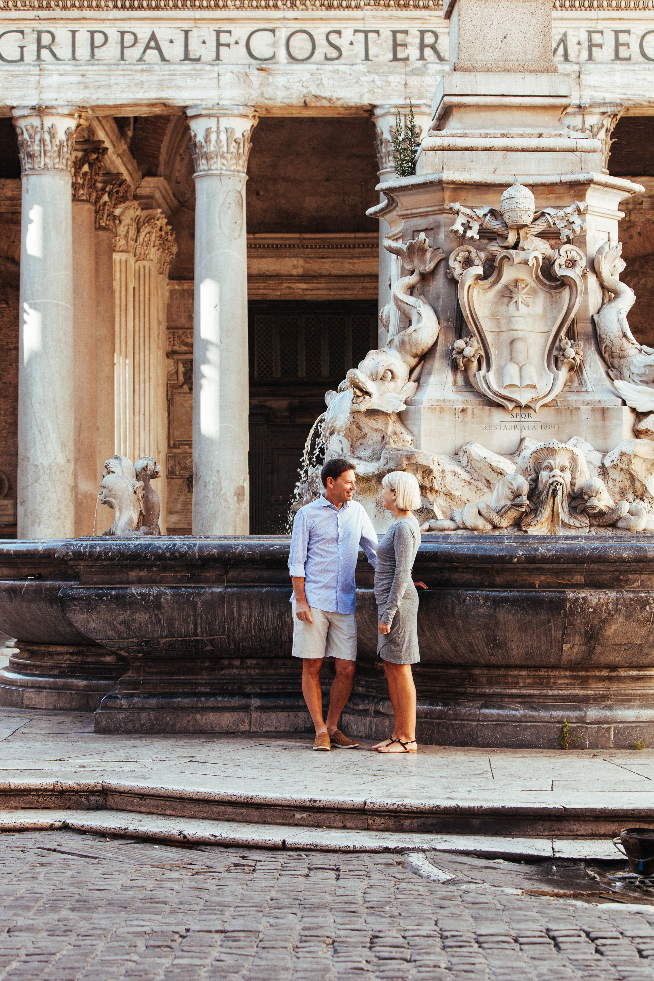 Flytographer:  Guido in Rome