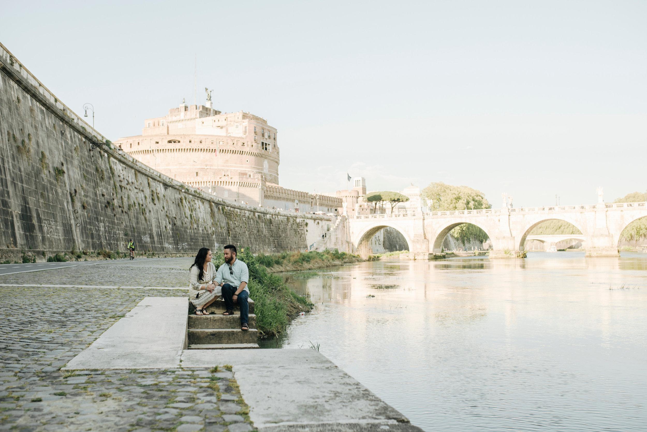 Flytographer:  Roberta in Rome