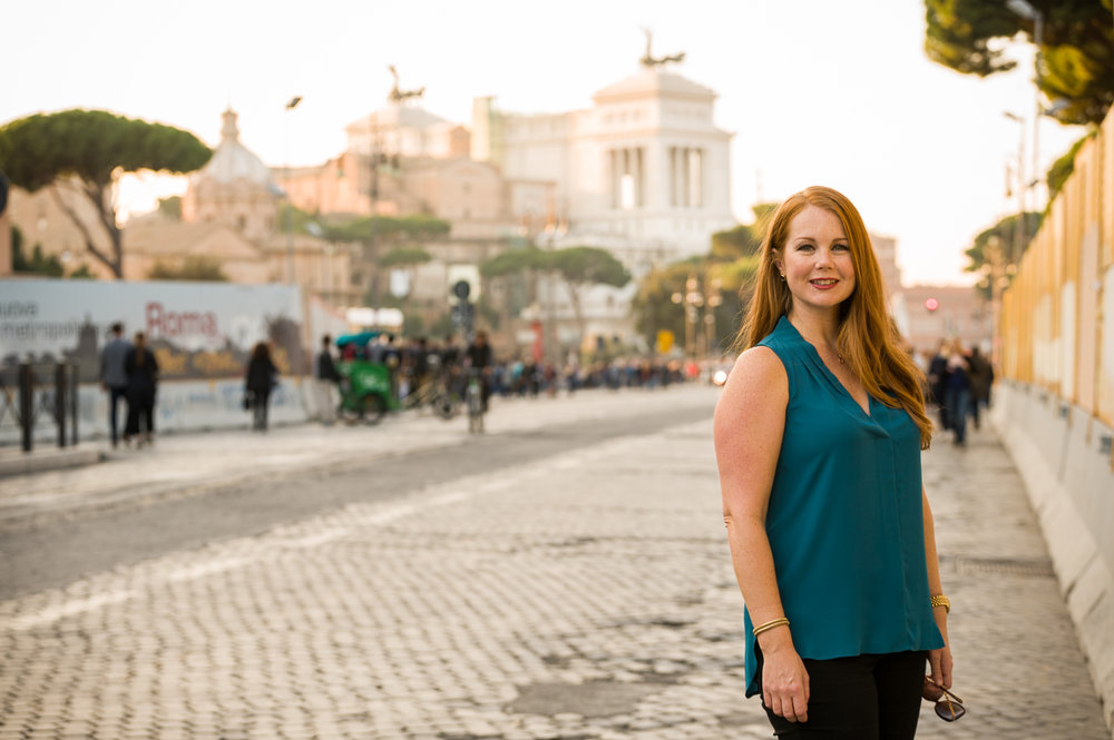 Flytographer: Siobhan in Rome