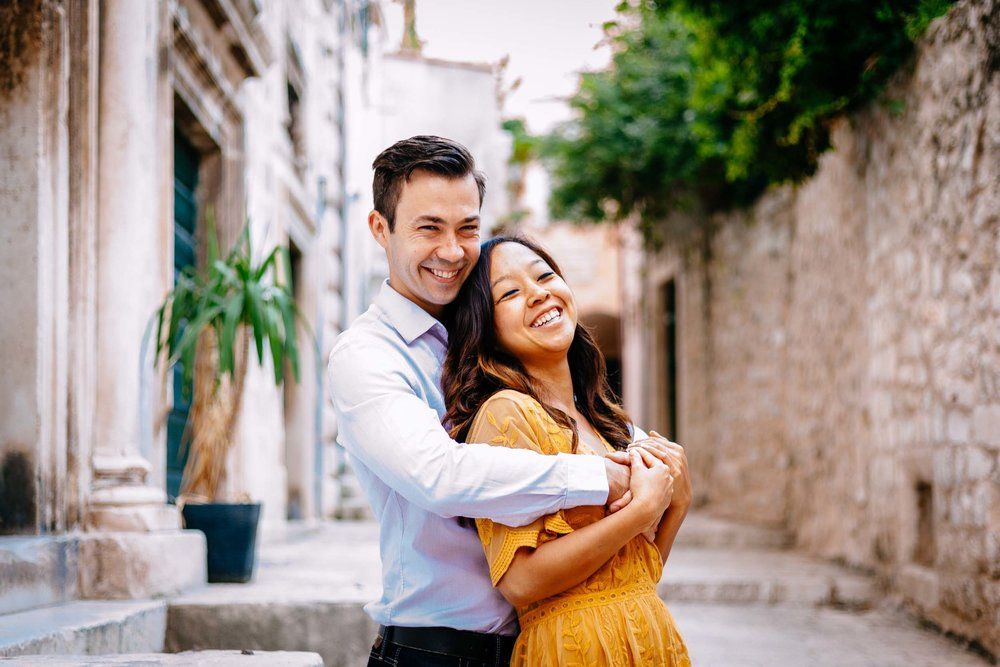 Check out these gorgeous Dubrovnik honeymoon photos on the Flytographer blog! | Travel + Vacation Photographer | Family Vacations | Engagement Proposals | Honeymoons | Anniversary Gifts | Bachelorette Ideas | Solo Traveller Tips |  Flytographer captures your travel memories - everything from surprise proposals, honeymoons, family vacations, and more. So often you are missing out of your own photos! Flytographer solves that problem for you. Our photographers also act as informal tour guides and provide fun local tips to our customers, showing them an area of a city they may not have explored without Flytographer. Book your photographer at 1.888.211.7178 or visit our website at www.flytographer.com/book