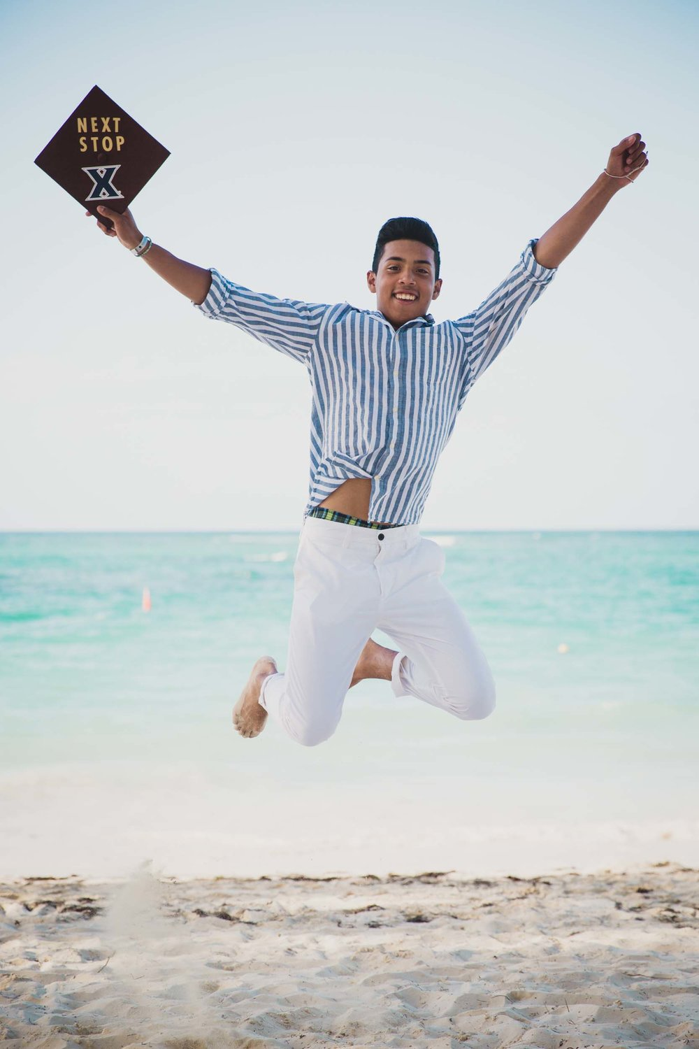 Click to see photos of this mother-son duo celebrating both of their graduations in Punta Cana on the Flytographer blog! | Travel + Vacation Photographer | Family Vacations | Engagement Proposals | Honeymoons | Anniversary Gifts | Bachelorette Ideas | Solo Traveller Tips |  Flytographer captures your travel memories - everything from surprise proposals, honeymoons, family vacations, and more. So often you are missing out of your own photos! Flytographer solves that problem for you. Our photographers also act as informal tour guides and provide fun local tips to our customers, showing them an area of a city they may not have explored without Flytographer. Book your photographer at 1.888.211.7178 or visit our website at www.flytographer.com/book