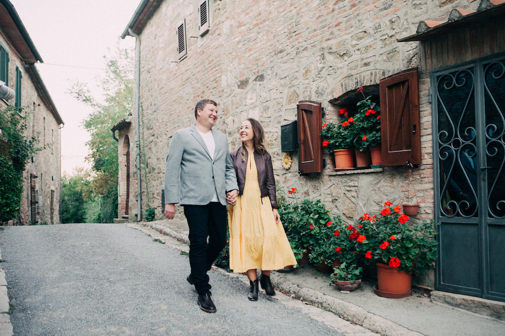 FLYTOGRAPHER Vacation Photographer in Tuscany - Sonya