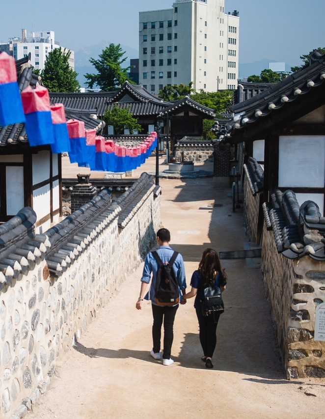 Flytographer:  Allen in Seoul