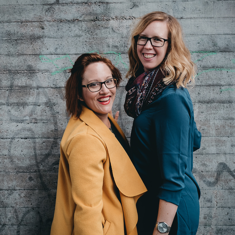 Your Vacation Photographers in Stockholm: Meet Linda & Cecilia