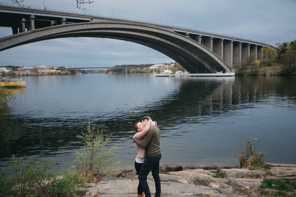 FLYTOGRAPHER Vacation Photographers in Stockholm - Linda & Cecilia