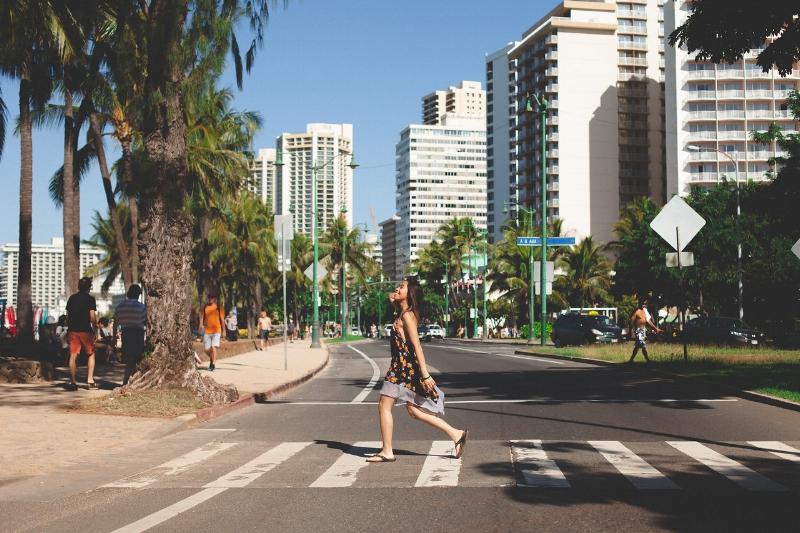 Flytographer Pono in Honolulu