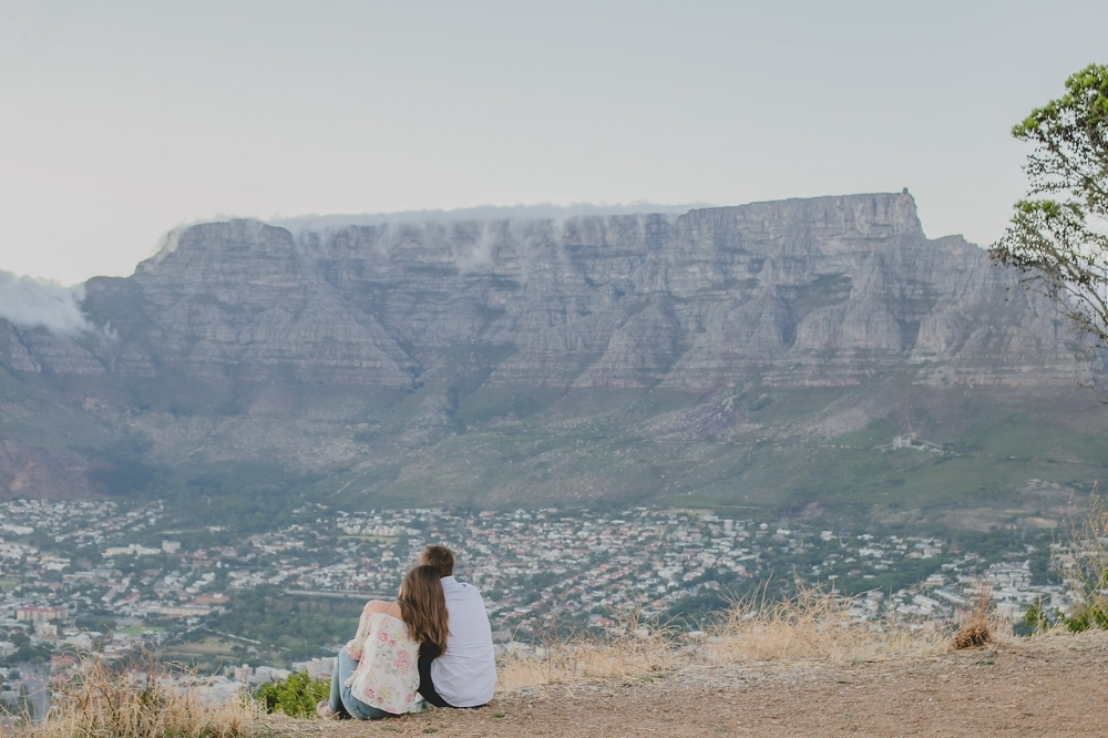 Flytographer Alicia in Cape Town