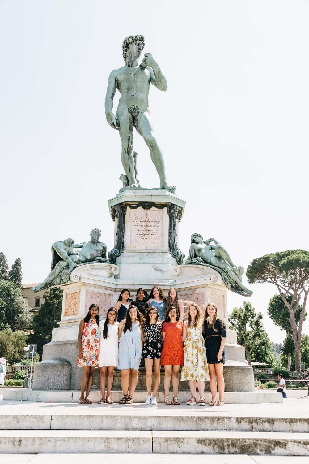 Check out this fun Girl Scouts trip to Florence ten years in the making on the Flytographer blog! | Travel + Vacation Photographer | Family Vacations | Engagement Proposals | Honeymoons | Anniversary Gifts | Bachelorette Ideas | Solo Traveller Tips |  Flytographer captures your travel memories - everything from surprise proposals, honeymoons, family vacations, and more. So often you are missing out of your own photos! Flytographer solves that problem for you. Our photographers also act as informal tour guides and provide fun local tips to our customers, showing them an area of a city they may not have explored without Flytographer. Book your photographer at 1.888.211.7178 or visit our website at www.flytographer.com/book