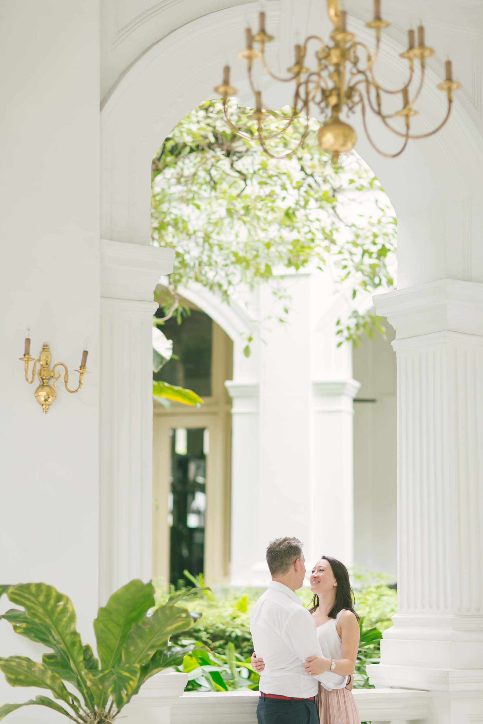 A Gorgeous Singapore Proposal Full of Epic Surprises - Blog   Hire a ...