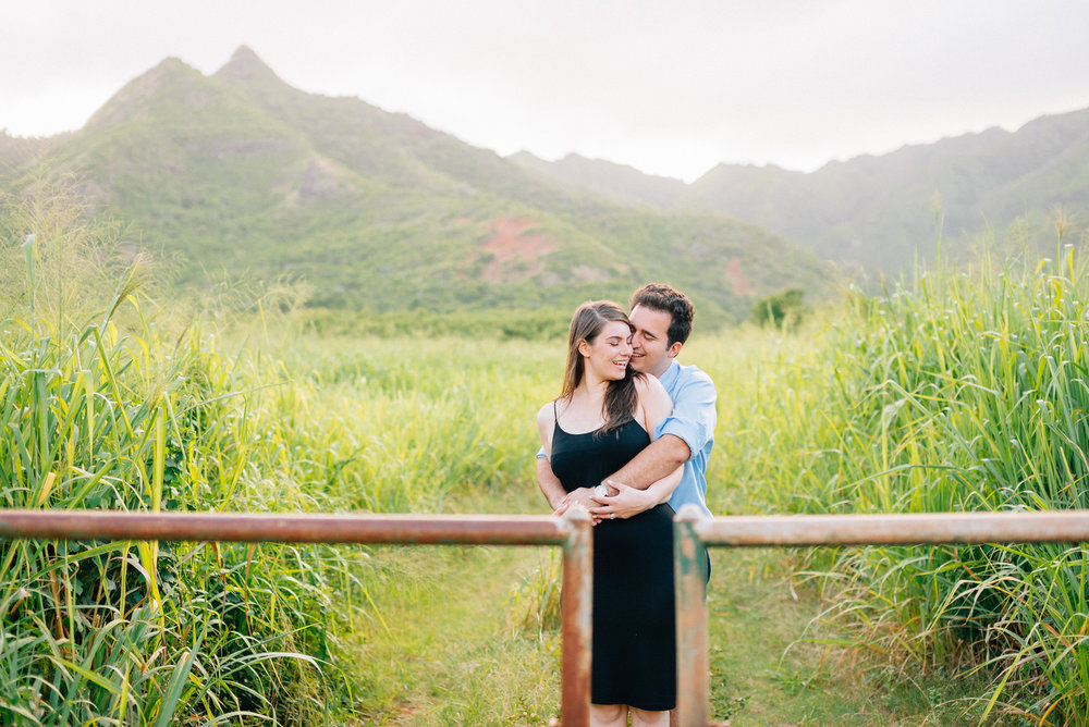 One of my favourite shots from our honeymoon in Kauai - looking at this photo takes me back to one of the best vacations of my life!