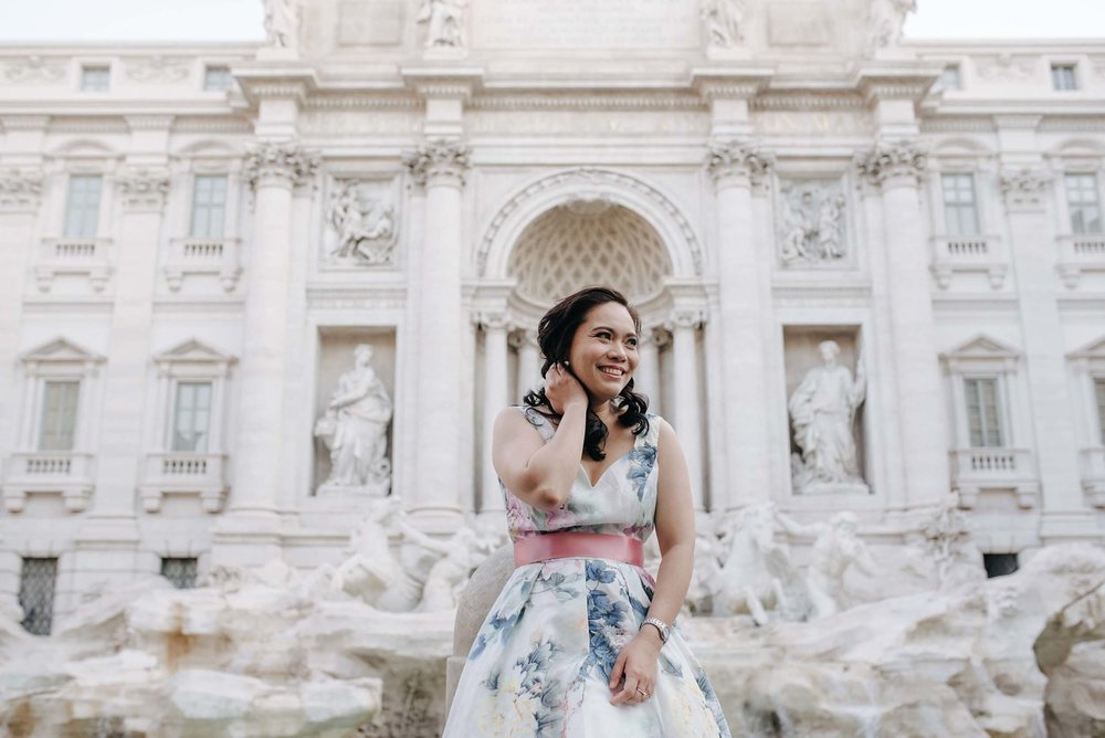 Check out this gorgeous solo trip to Rome on the Flytographer blog and get inspired for your next vacation! | Travel + Vacation Photographer | Family Vacations | Engagement Proposals | Honeymoons | Anniversary Gifts | Bachelorette Ideas | Solo Traveller Tips |  Flytographer captures your travel memories - everything from surprise proposals, honeymoons, family vacations, and more. So often you are missing out of your own photos! Flytographer solves that problem for you. Our photographers also act as informal tour guides and provide fun local tips to our customers, showing them an area of a city they may not have explored without Flytographer. Book your photographer at 1.888.211.7178 or visit our website at www.flytographer.com/book