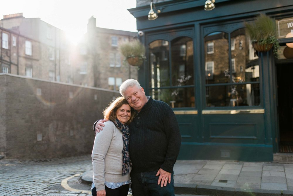 Click to see a special 35th anniversary celebration in Edinburgh on the Flytographer blog and get inspired for your next trip!   Travel + Vacation Photographer   Family Vacations   Engagement Proposals   Honeymoons   Anniversary Gifts   Bachelorette Ideas   Solo Traveller Tips    Flytographer captures your travel memories - everything from surprise proposals, honeymoons, family vacations, and more. So often you are missing out of your own photos! Flytographer solves that problem for you. Our photographers also act as informal tour guides and provide fun local tips to our customers, showing them an area of a city they may not have explored without Flytographer. Book your photographer at 1.888.211.7178 or visit our website at www.flytographer.com/book