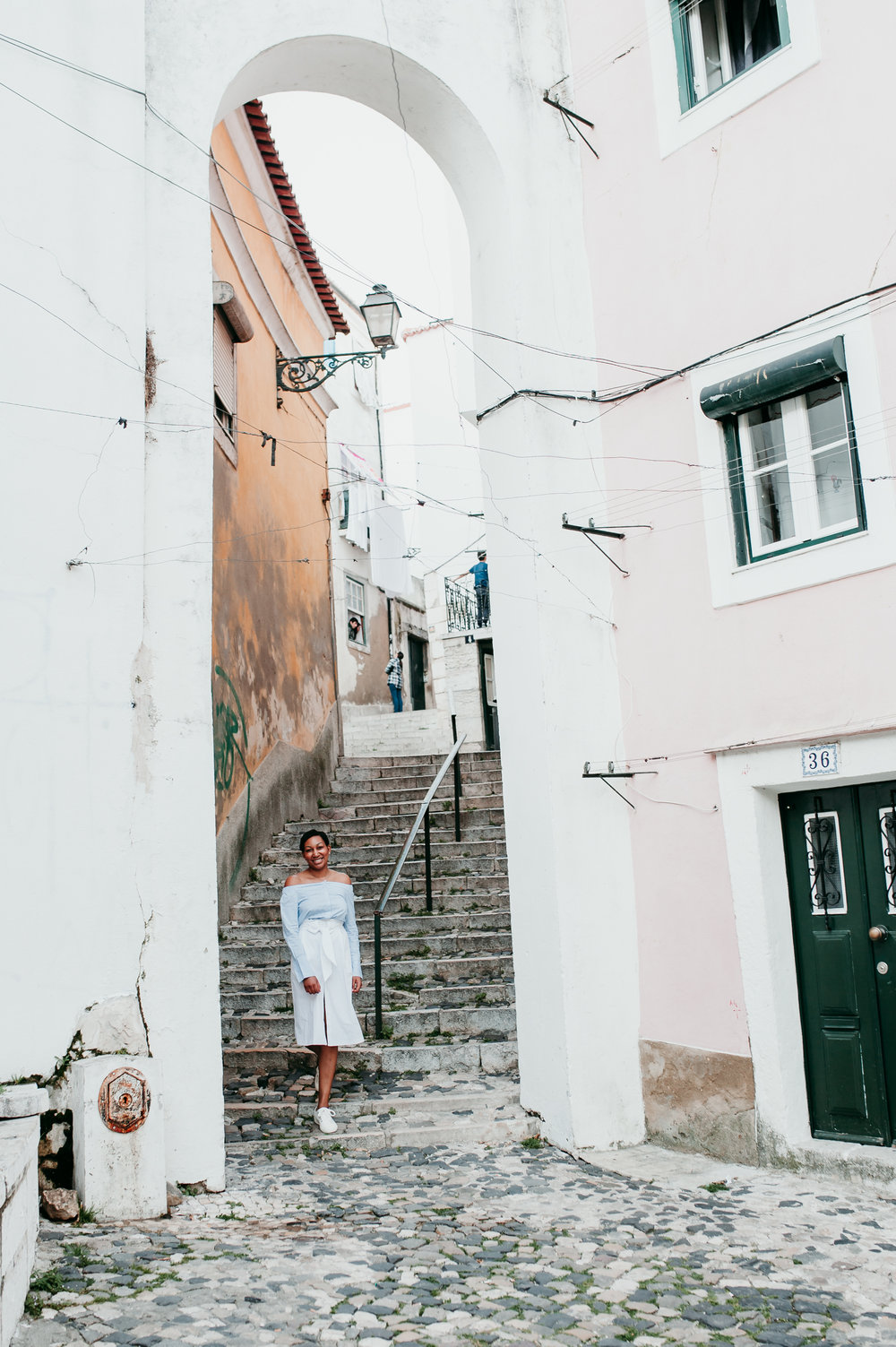 Check out Flytographer's Traveller of the Week in Lisbon | Hire a Vacation Photographer with Flytographer