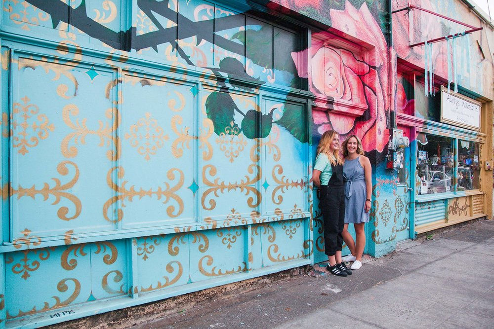 Click to see these colourful Portland travel photos on the Flytographer blog! | Travel + Vacation Photographer | Family Vacations | Engagement Proposals | Honeymoons | Anniversary Gifts | Bachelorette Ideas | Solo Traveller Tips |  Flytographer captures your travel memories - everything from surprise proposals, honeymoons, family vacations, and more. So often you are missing out of your own photos! Flytographer solves that problem for you. Our photographers also act as informal tour guides and provide fun local tips to our customers, showing them an area of a city they may not have explored without Flytographer. Book your photographer at 1.888.211.7178 or visit our website at www.flytographer.com/book