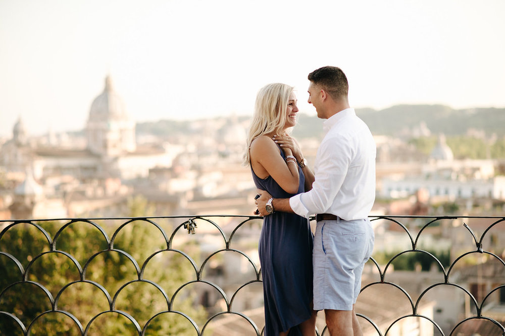 Rome Proposal Photographer Capture Your Surprise Proposal In Rome
